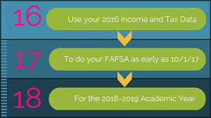 thanksgiving 2019 fafsa changes for 2018 2019 financialaid unm edu the
