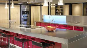 Inexpensive Kitchen Countertops by Granite Countertop 3 Brushed Nickel Cabinet Pulls Natural Stone