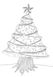 images of christmas tree drawing ideas archives christmas tree