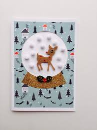 make a christmas snow globe card hobbycraft blog