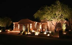Landscape Up Lights Outdoor Lighting Outdoor Living Az Landscape Creations