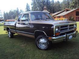 1990 dodge ram 1500 buy used 1990 dodge 4x4 ext cab ram 1500 in tacoma washington