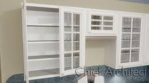 Show Cabinets Creating Cabinets With Open Doors