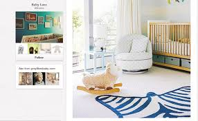 Nursery Decor Pinterest Baby Nursery Baby Room Ideas Pinterest