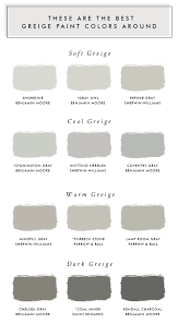 these are the best greige paint colors around laurel harrison