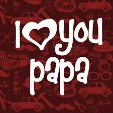 i love you papa recordable greeting card by uc voice greeting