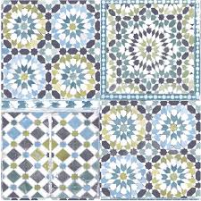 moroccan tile wallpaper premier comfort heating