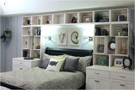 bookshelf headboards bed frame with bookshelf headboard mybestfriendtherhino com