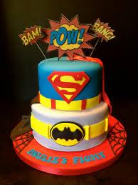 birthday cakes a superhero cake for a 2 year old superhero