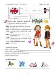 english worksheets possessive worksheets page 29