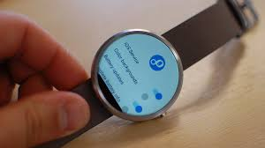 how to use an android wear smartwatch with your iphone expert