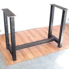 Coffee Table Legs Metal Desk Table Legs Steel H Frame Desk Legs Steel Table Legs