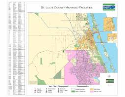 Map Florida Counties by Map Gallery St Lucie County Fl