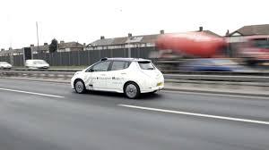 nissan finance service indonesia self driving nissan car crusies london streets reuters com