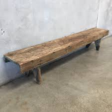 primitive bench u2013 urbanamericana