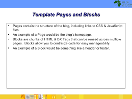 blog it up baby extending the new ibm lotus domino blog template