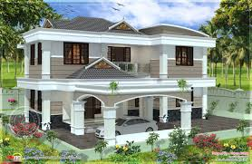 255 square yards double storied house design kerala home design