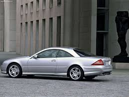 mercedes cl55 amg mercedes cl55 amg 2003 picture 9 of 14