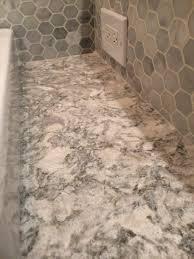 installing backsplash in kitchen cambria quartz color berwyn with marble tile backsplash kitchens
