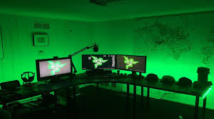 Gaming Desk Setups by Desk Best Gaming Desks For Flawless Ultimate Gaming Desk Setup