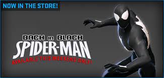 spider man black u2014 marvel heroes omega