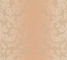 wallpaper ornaments as creation brown metallic 31995 6