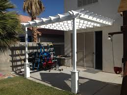 Small Pergola Kits by Ana White Pergola Attached Directly To The House Diy Projects
