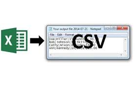 excel to csv export instead of save as florian lindstaedt