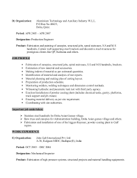 experience resume for production engineer production engineering jobs a good jobs agenda should focus on