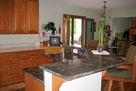 Furniture Kitchen Islands Two Tier Kitchen Island Kitchens Pinterest Kitchens Modern