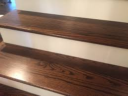the best way to install creak free wood stair treads without nails