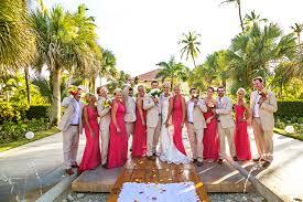 now larimar punta cana wedding now larimar punta cana jellyfish wedding megan tey katya