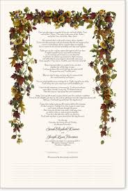 wedding vow renewal ceremony program american wedding vows and blessings apache blessing