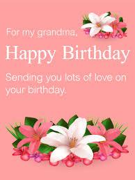 happy birthday cards for grandma birthday cards for grandmother
