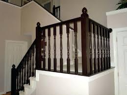 interior railings home depot outdoor metal stair railings home depot for steps staircase