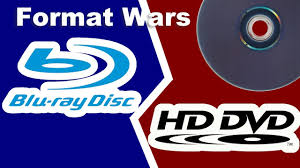 format dvd bluray format wars blu ray vs hd dvd youtube