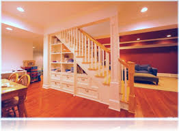 Kitchen Design With Basement Stairs Beautiful Halloween Design Under Basement Stairs Storage Ideas For