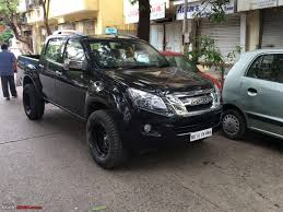 isuzu dmax 2007 isuzu starts production at andhra pradesh rolls out d max v cross