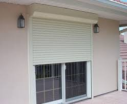 Interior Security Window Shutters Rolling Window Shutters Interior Pool Shed Pinterest