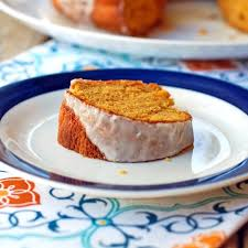 pumpkin bundt cake with cinnamon glaze recipe pinch of yum