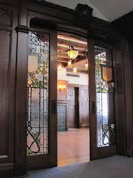 stained glass interior door best 25 glass pocket doors ideas on pinterest pocket doors