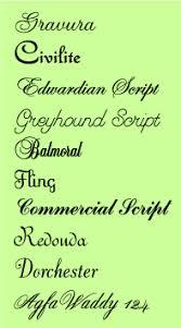 scripts formal to casual fonts com fonts com