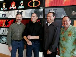 a candid conversation with pixar u0027s philosopher king ed catmull