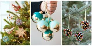 Half Price Christmas Decorations by 29 Homemade Diy Christmas Ornament Craft Ideas How To Make