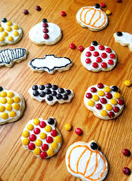 Halloween Pumpkin Sugar Cookies - pumpkin spice sugar cookies i only came for the cake