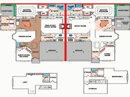 ranch house floor plans unique american house plans 42045