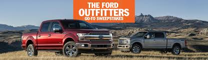 Ford Raptor Hunting Truck - enter for a chance to win a 2017 ford super duty r and a trip for