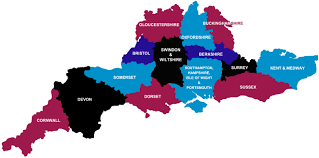 Berkshire England Map by Nhs England South Learning Disabilities