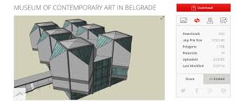 sketchup 2014 incorporates bim capabilities archdaily