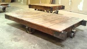 antique railroad carts for sale youtube
